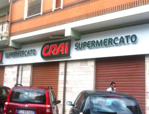 SUPERMERCATO CRAI